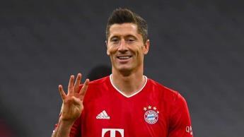 Lewandowski y Goretzka, más bajas para el Bayern Múnich