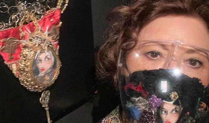 Artista tabasqueña Perla Estrada del Río presenta en CDMX la exposición ´Respiro, luego existo´