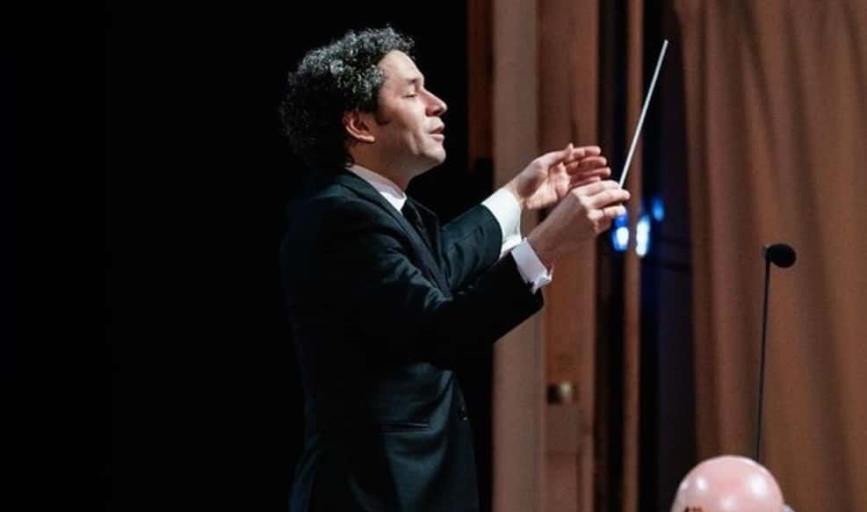 Nombran a Gustavo Dudamel director musical de la Ópera de París