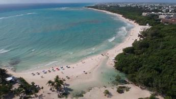 Regresa Quintana Roo al confinamiento social; de nuevo suspende labores presenciales durante un mes por contagios de coronavirus