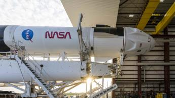 Apuesta la NASA por SpaceX para viaje a la Luna, invertirá 2 mil 900 mdd