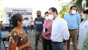 Regreso a clases presenciales en Yucatán podría no ser en junio pese a vacunación de profesores