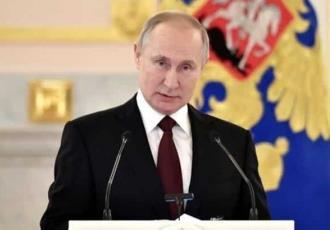 """Armada rusa puede """"asestar un golpe irreversible"""" a cualquier enemigo, advierte Putin"""