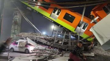 Legisladores también deben pedir una investigación justa del accidente en la Línea 12: Sheinbaum