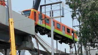 Señala Claudia Sheinbaum que desplome de Línea 12 del Metro no debe considerarse como accidente, sino como un incidente