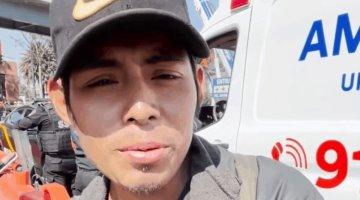 Miguel Ángel Córdova, cuenta su vida tras salir de Tabasco a los 6 años e irse a vivir a la CDMX