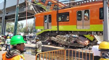 Asegura Gobierno de la CDMX que se ha dado apoyo a los familiares de las víctimas del accidente de la L12