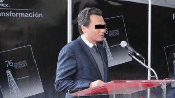 Logra Lozoya amparo para que un juez analice si le devuelve residencia
