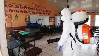 Veracruz regresará a clases presenciales el 24 de mayo