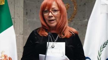 Lamenta titular de la CNDH que las mujeres tengan que seguir reclamando para que les respeten sus derechos