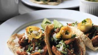 Tacos e insumos para salsas con los incrementos de precios al consumidor más importantes durante abril: INEGI