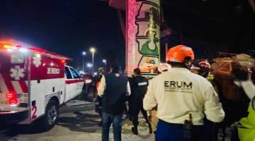 Fallece mujer hospitalizada tras accidente de L12 del Metro; sube a 26 los decesos
