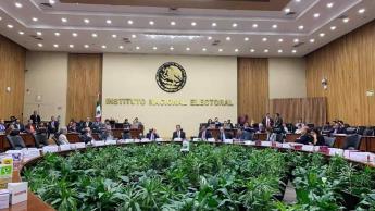Designa INE a interventores que llevarán a cabo el proceso de liquidación del PES, RSP y Fuerza por México