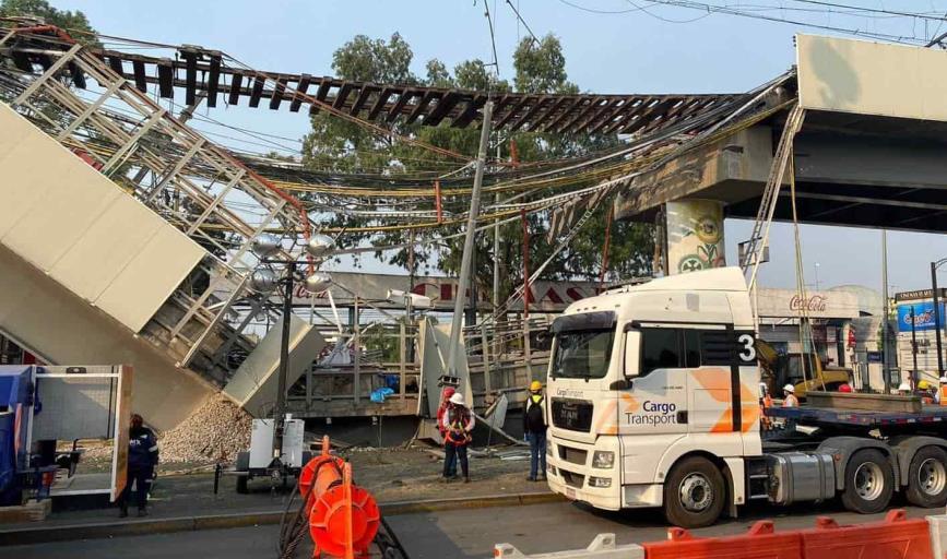 """Constructoras de la Línea 12 """"dispuestas"""" a dar información para las investigaciones reporta gobierno capitalino"""