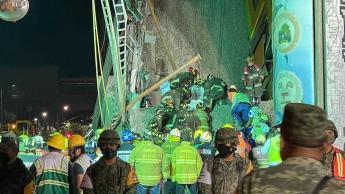 Sindicato de Trabajadores del Metro presenta denuncia contra la directora por accidente en la Línea 12
