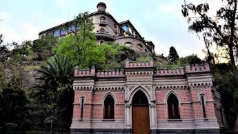 A partir del 11 de mayo el Castillo de Chapultepec reabrirá sus puertas, informa el INAH