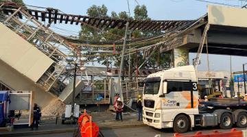 Pide Iglesia Católica apoyar el Oriente de la CDMX, que vive gran pobreza, tras accidente de la Línea 12