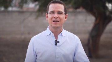 """""""La ineptitud mata"""" dice Ricardo Anaya en video donde lamenta tragedia de la Línea 12 del Metro"""