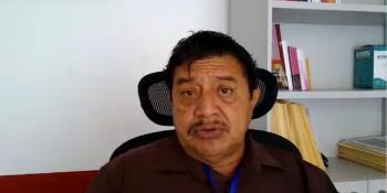 Por temor a contagiarse de COVID-19, dirigente estatal de Morena dice que no acudirá a encuentro con Mario Delgado