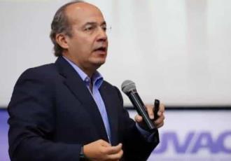 Pide Calderón también repudiar ofensas alimentadas desde el poder contra mujeres