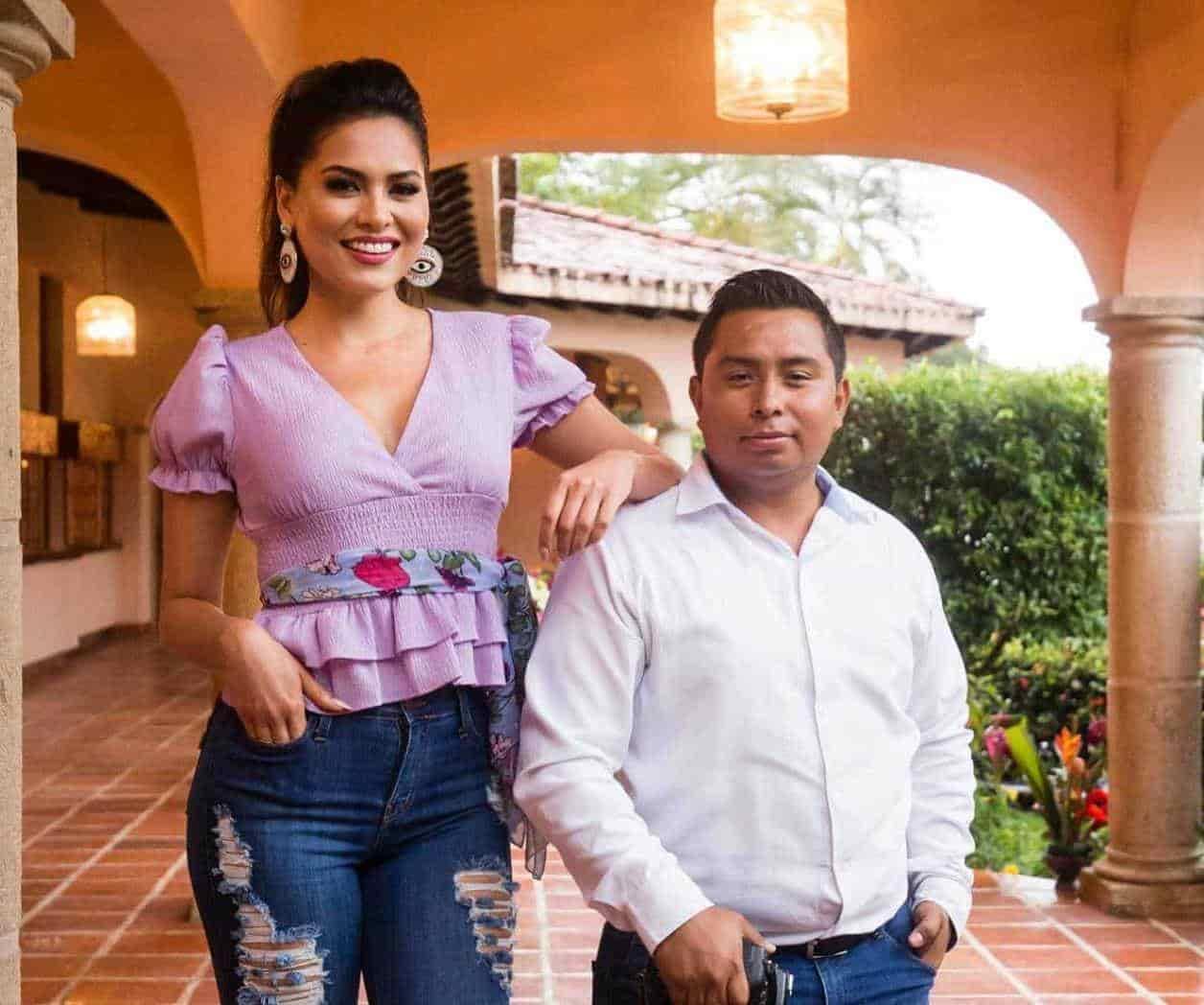 Cardenense participó en sesión fotográfica de Andrea Meza, ahora Miss Universo