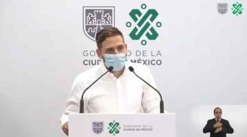 CDMX continúa en semáforo epidemiológico amarillo