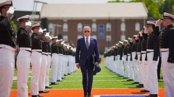 Promete Biden apoyar reconstrucción de Franja de Gaza tras conflicto con Israel