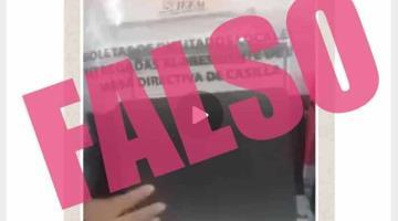 Falso que paquetes electorales ya fueron entregados a presidentes de mesas de casillas: INE