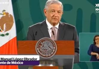 Refiere López Obrador que se está atendiendo la condición climática ante la presencia de lluvias en el sureste