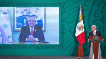 Envío de México da más independencia a Latinoamérica, afirma presidente de Argentina