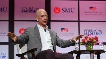 Jeff Bezos dejará de ser CEO de Amazon el próximo 5 de julio
