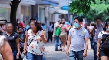 Se relajan medidas anti Covid en Zona Luz ante cambio a semáforo amarillo