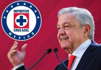 ¡Ya le tocaba!, expresa el presidente López Obrador al reiterar su felicitación al Cruz Azul