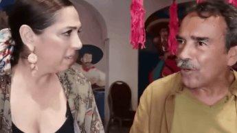 """Regina Orozco y Damián Alcázar, llaman al """"voto masivo"""" por MORENA"""