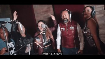 Molotov demandará a MORENA, la banda acusa plagio del tema ´Voto latino´