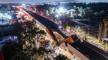 A un mes del colapso en el Metro, el gobierno de CDMX reitera su apoyo a las víctimas
