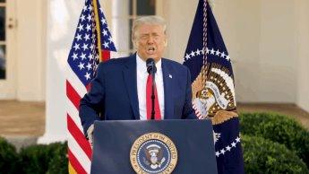 """Trump presionó al Departamento de Justicia para """"inventarse"""" el fraude electoral, revelan emails"""