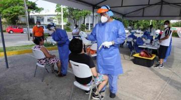Registra Tabasco más de mil contagios de COVID-19 por tercer día consecutivo