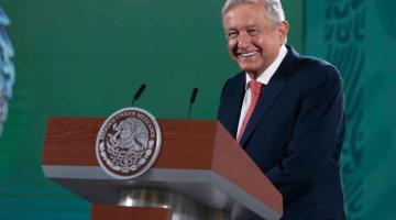 Presume AMLO elecciones libres, limpias y democráticas en México