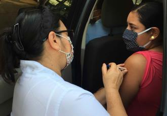 El lunes inicia vacunación a mayores de 30 años de la zona rural de Centro