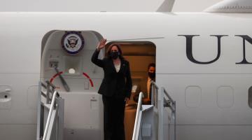 Anuncia Kamala Harris que visitará la frontera entre EE. UU. y México