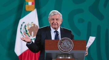 """En la CDMX avanzó el """"conservadurismo"""" dice Obrador tras retroceso de Morena en la CDMX"""