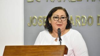 Responsabiliza Patricia Hernández a Fócil de su probable expulsión del PRD