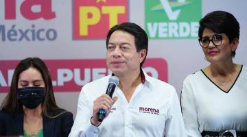 Morena pasó la prueba de empezar a caminar solo, sin el liderazgo directo de AMLO: Mario Delgado