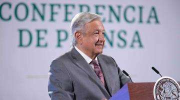 Asegura López Obrador que no participará en la consulta pública para enjuiciar a ex presidentes