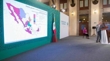 Presume Obrador que elecciones del 06 de junio no dejaron protestas de fraude electoral