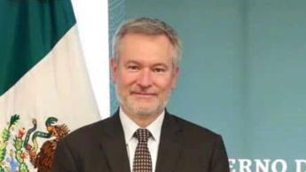 """""""La UE no ha acaparado vacunas"""", responde embajador europeo a señalamientos de Juan Ramón de la Fuente"""
