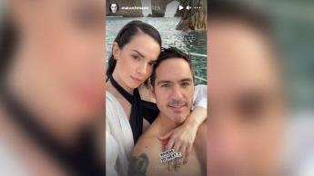 Mauricio Ochmann estrena romance con ex reina de belleza, 13 años menor que él