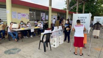 Impugnan PES, FXM, MC y PRI resultado de elecciones en Centla