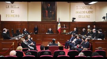 Se reitera Obrador atento a consulta en la SCJN, sobre ampliación de mandato de Zaldívar